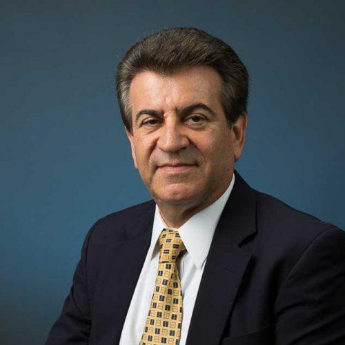 Clinical Associate Professor Michael Caracotsios