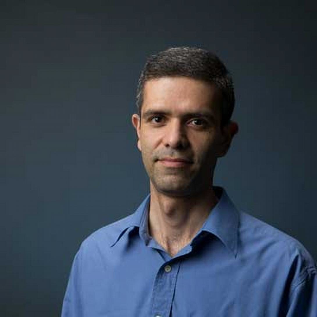 Shafigh Mehraeen, assistant professor of chemical engineering