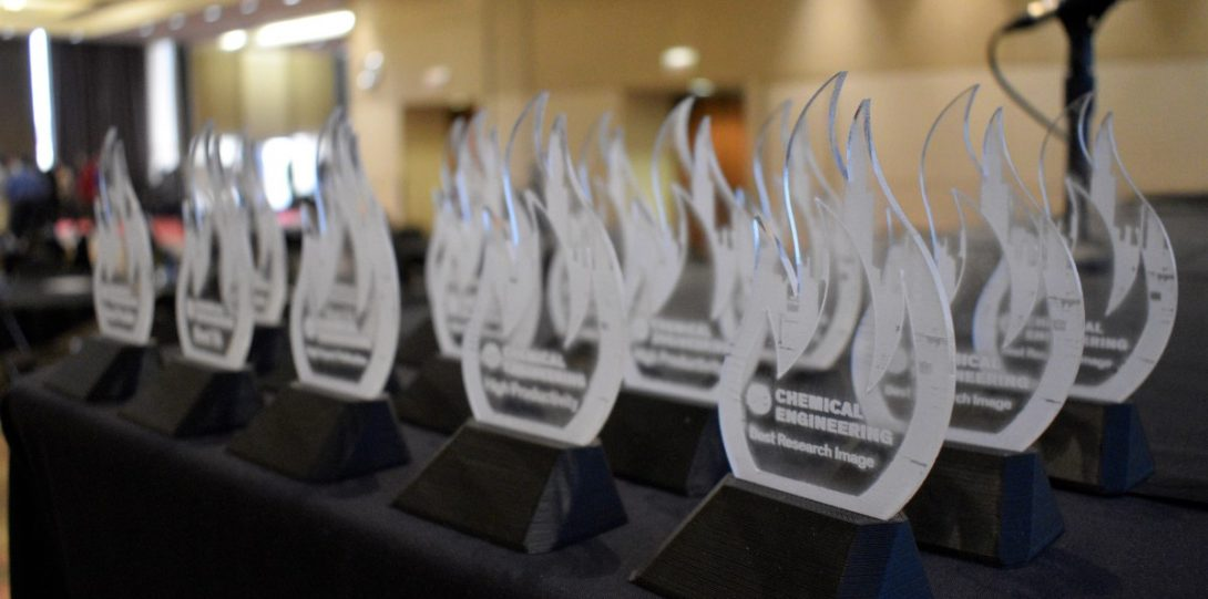 Award statues